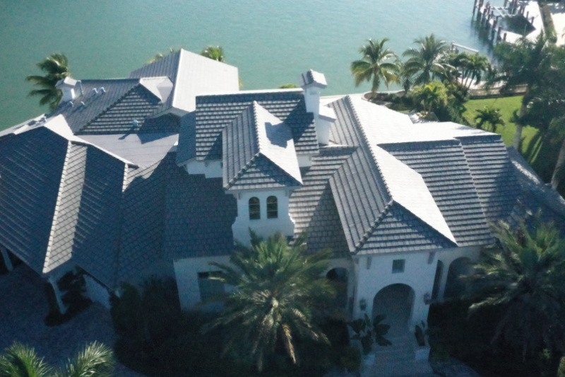 Tile Roofing Contractor Marco Island - Moore Roofing